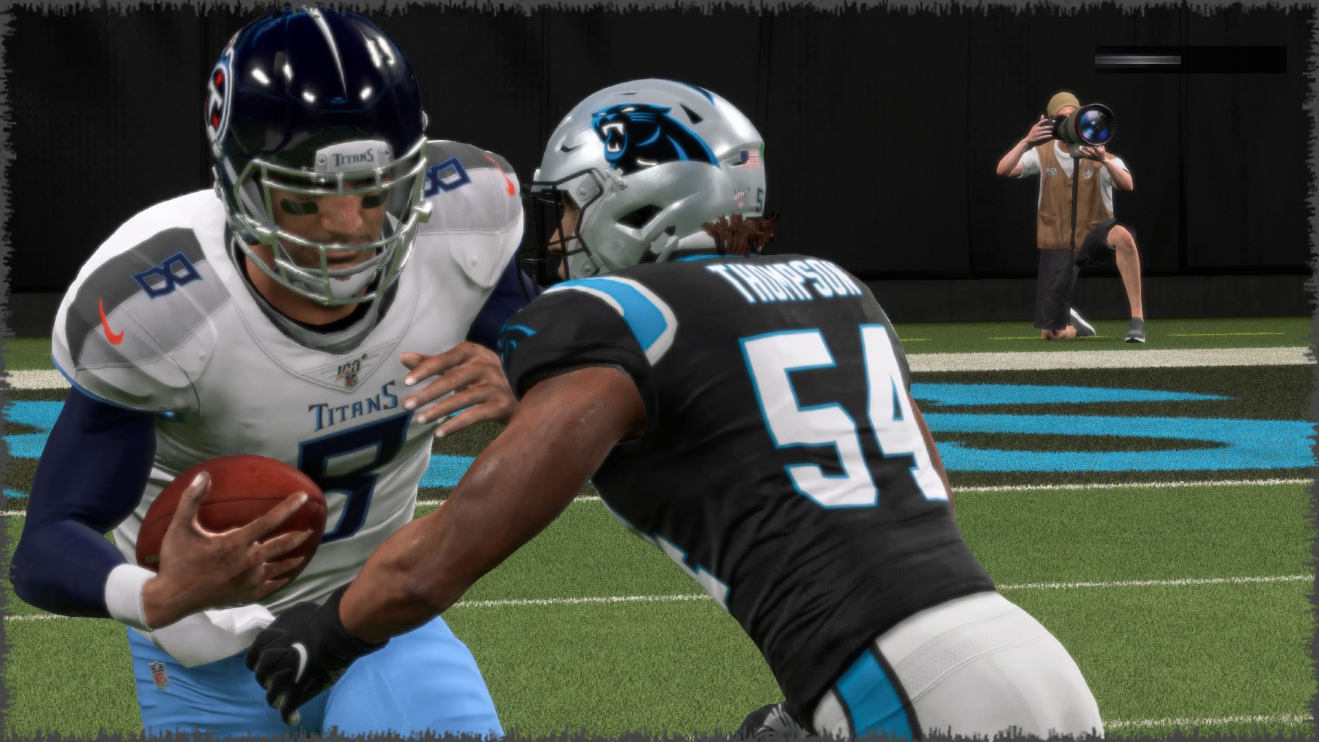 There are many ways to keep quarterbacks from breaking games open in Madden..